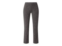 Flared Fit Strickhose mit elastischem Bund Modell 'Kamma'