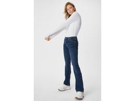 Premium Bootcut Jeans - recycelt